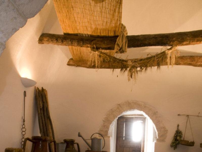 La Sala Da Pranzo Trullo Sovrano Casa Museo Alberobello